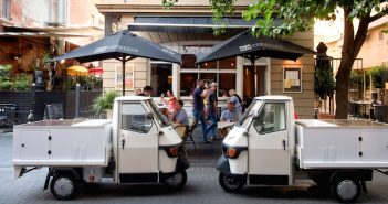 Travelling Bar Bringing A Touch Of Tuscany To Adelaide